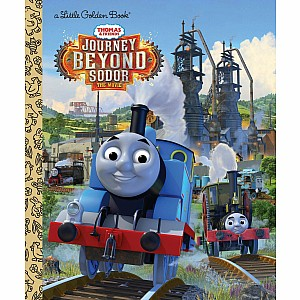 Thomas & Friends Summer 2017 Movie Little Golden Book