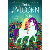 Uni the Unicorn - Board Book