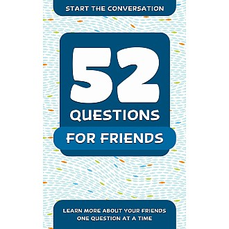52 Questions for a Better Friendship