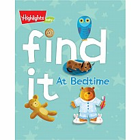 Find It! At Bedtime