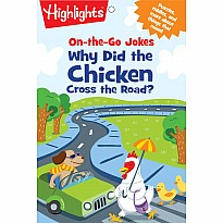 On-the-Go Jokes: Why Did the Chicken Cross the Road?