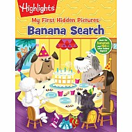 Banana Search - Activity Books