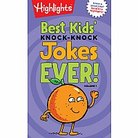 Best Kids' Knock-Knock Jokes Ever! Volume 1