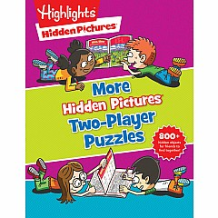 Highlights More Hidden Pictures® Two-Player Puzzles