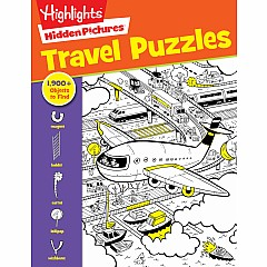 Highlights Hidden Pictures Travel Puzzles