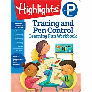 Preschool Tracing And Pen Control