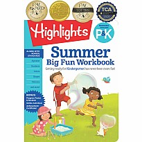 Summer Big Fun Workbook Bridging Grades P & K