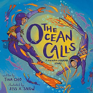 The Ocean Calls: A Haenyeo Mermaid Story