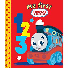 My First Thomas & Friends 123 (Thomas & Friends)
