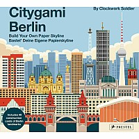 Citygami Berlin: Build Your Own Paper Skyline