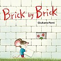 Brick by Brick Board Book