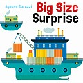 Big Size Surprise Lift the Flap Board Book