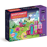 Princess Castle 78pc Set