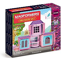 Magformers Mini House 42 pcs