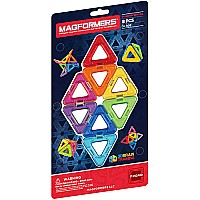 Magformers Triangles 8 Piece Set