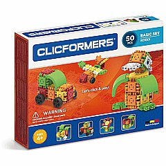 Clicformers Basic Set - 50pc