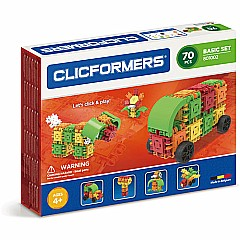 Clicformers Basic Set - 70pc