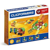 Clicformers Basic Set - 110pc