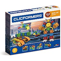 Clicformers Basic Set - 150pc