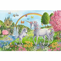 Prancing Unicorns 24Pc Floor
