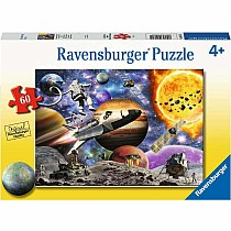 60 Pc Explore Space Puzzle