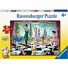 60 Piece Puzzle, Ballet Rehearsal
