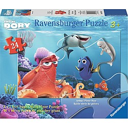 Finding Dory 24pc floor puzzle