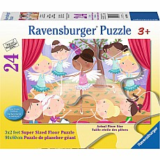 Ballet Beauties 24pc Floor Puzzle