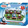 Thomas & Friends: Sodor Friends Shaped Floor Puzzle