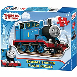 24pc Puzzle - Thomas and Friends Thomas the Tank Engine