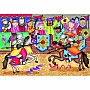 Ravensburger At The Joust Super Sized Floor Jigsaw Puzzle (24 Piece)
