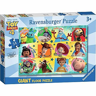 Toy Story 4 (Ravensburger; 24pc)