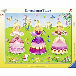 3 Pretty Princesses (15 pc)