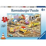 RAVENSBUGER  35 PIECE RAISE THE ROOF