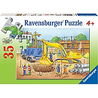 Ravensburger Busy Builders 35 pc Puzzle