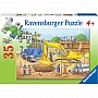 Ravensburger 'Busy Builders' 35 piece 8646