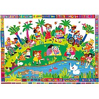 Picnic Party 35 pc Puzzle