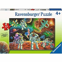 35 pc Moon LandingPuzzle