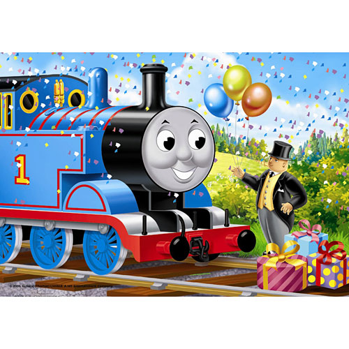 Ravensburger Thomas & Friends 'Birthday Surprise' 35 Piece