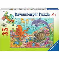 35 Piece Ocean Friends Puzzle