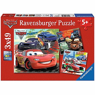 Disney Cars: Worldwide Racing Fun