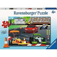 Ravensburger 60 Piece Puzzle Day at the Races