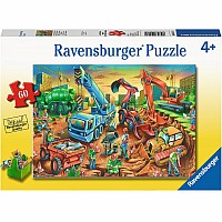 Ravensburger 60 Piece Puzzle Construction Crew