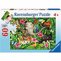 Ravensburger 'Tropical Friends' 60 piece 9533
