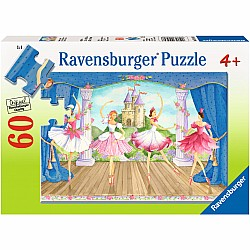60pc Puzzle - Fairytale Ballet