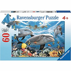 60pc Puzzle - Caribbean Smile
