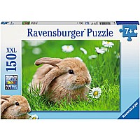 Ravensburger Adorable Bunny 150 pc Puzzle