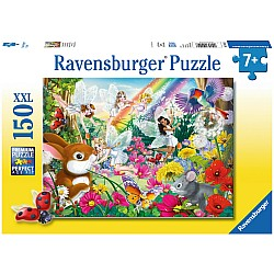 150pc Puzzle - Magical Forest Faries