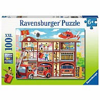 100 pc Firehouse Frenzy