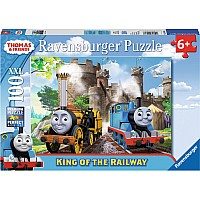 King of the Railway - 100 Piece Puzzle